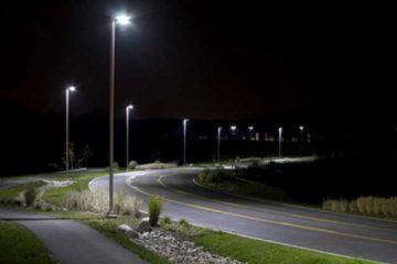 Street Lighting , Compound Garden Lighting & Pathway Lighting